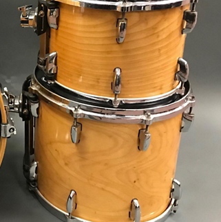 Natural Birch with Gloss finish