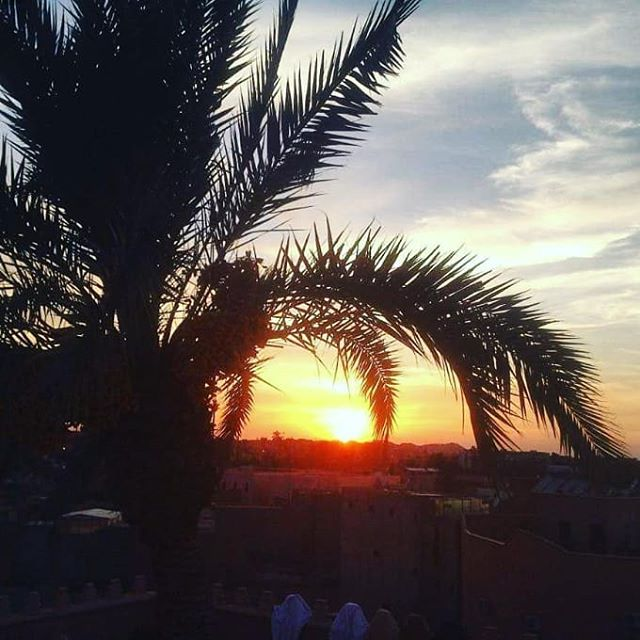 Beautiful views from Zamzam terrace!