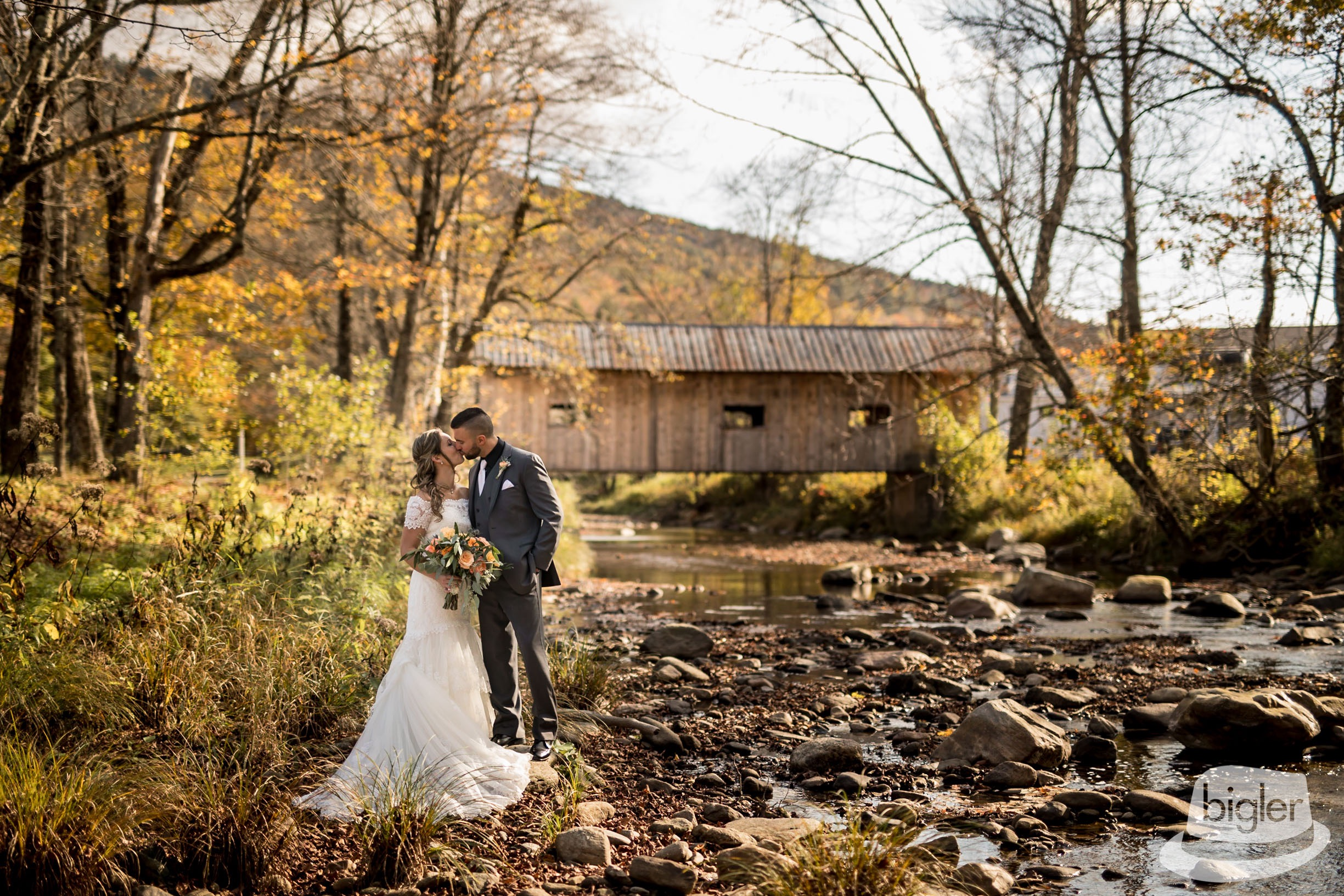 Dave Bigler Weddings | Grafton Inn, VT