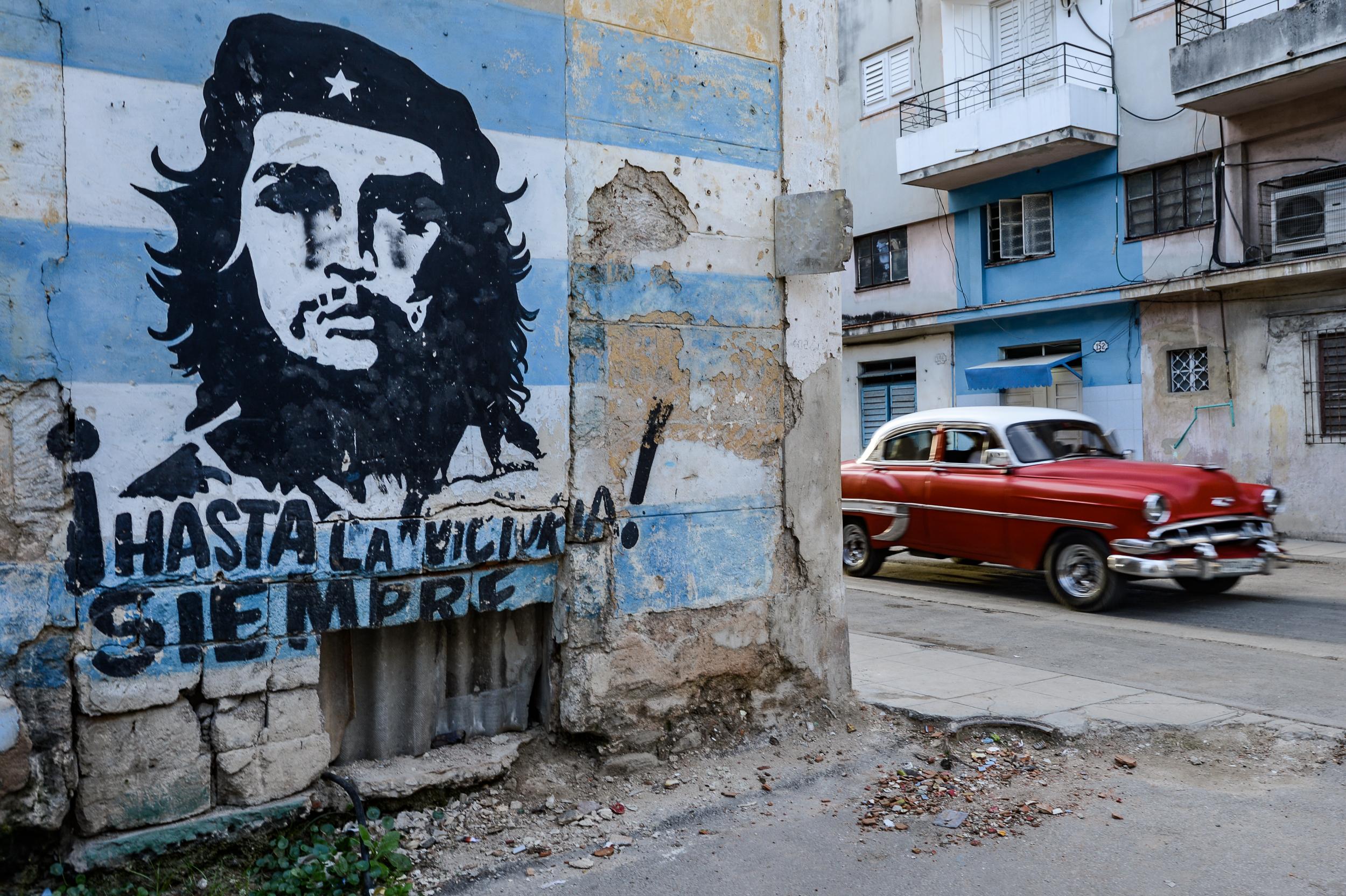 Havana, Cuba - FEBRUARY 2020