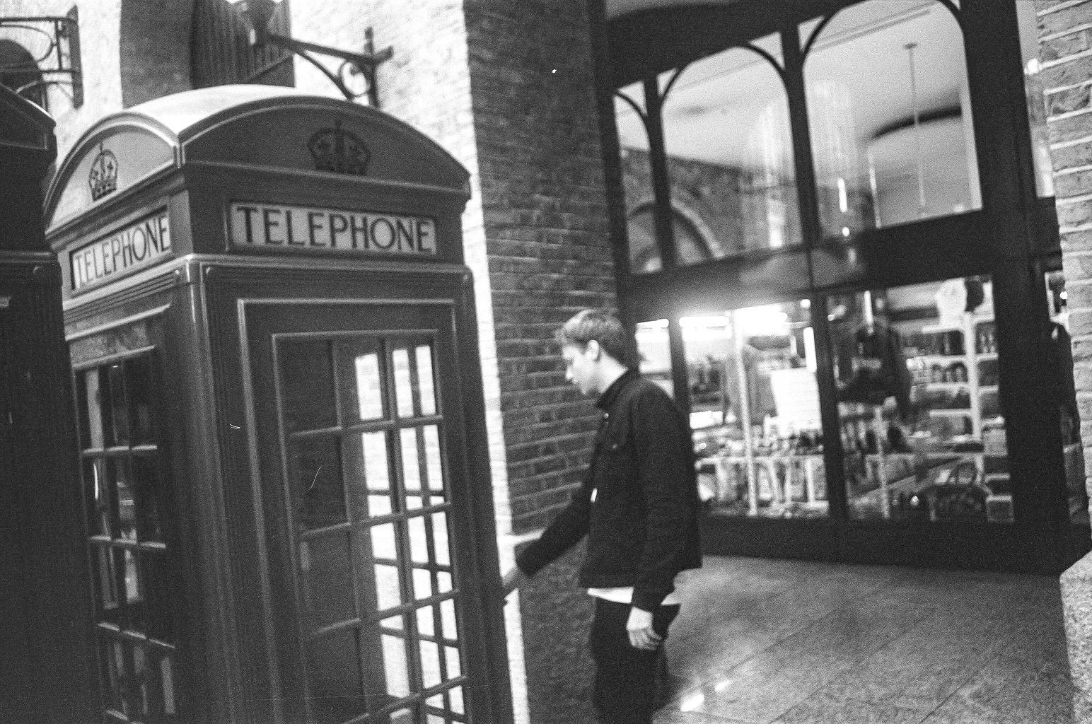 Jack Spring in London