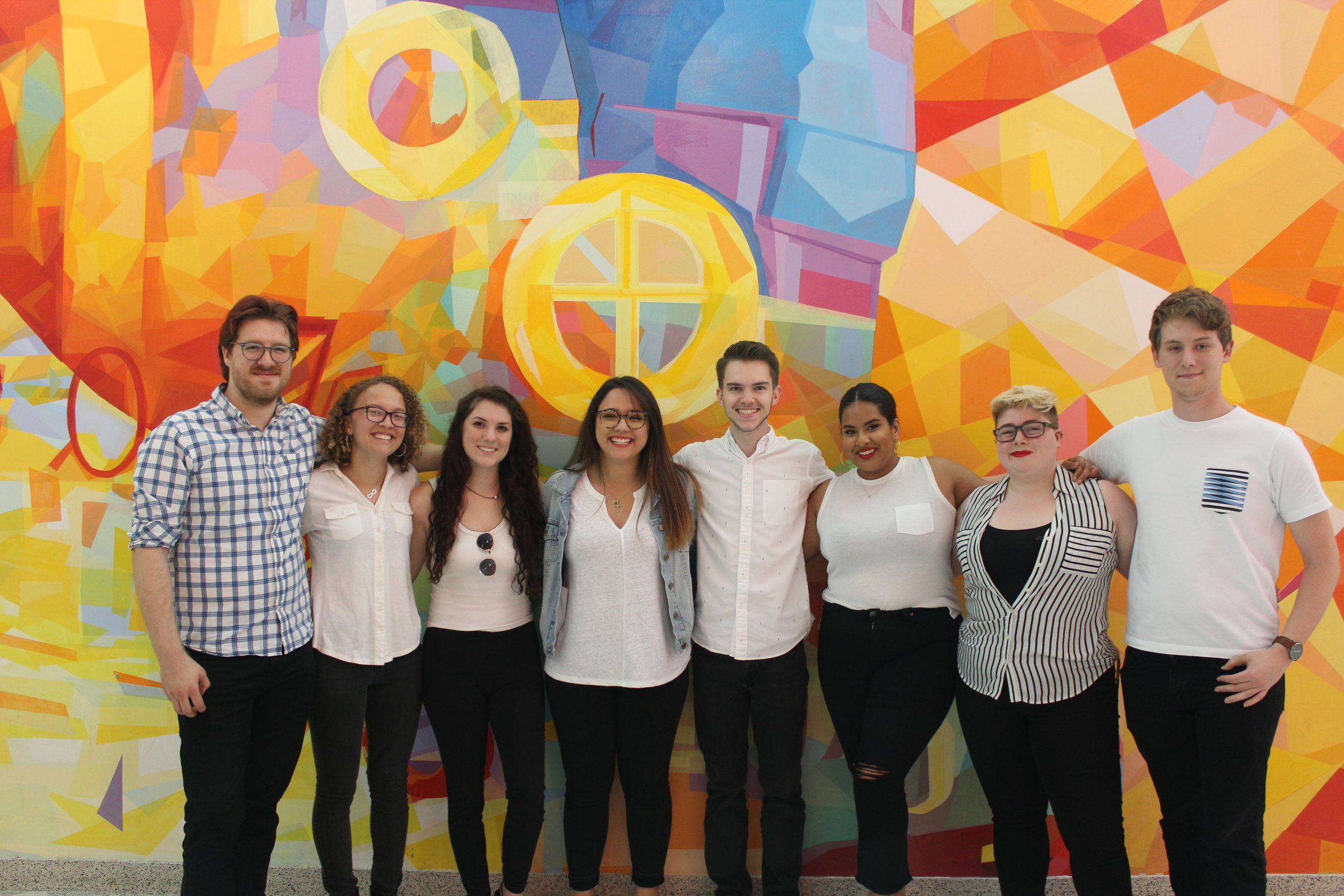 The AIAS Northeast QUAD 2019: Temple AIAS Planning Team consists of students from Temple University. As the 2019 AIAS Northeast QUAD Team, they are responsible for the planning and the implementation of AIAS Northeast QUAD 2019 to be held at Temple University from October 3, 2019 to October 6, 2019. Each member brings experience, innovative ideas and a unique set of skills to the committee.