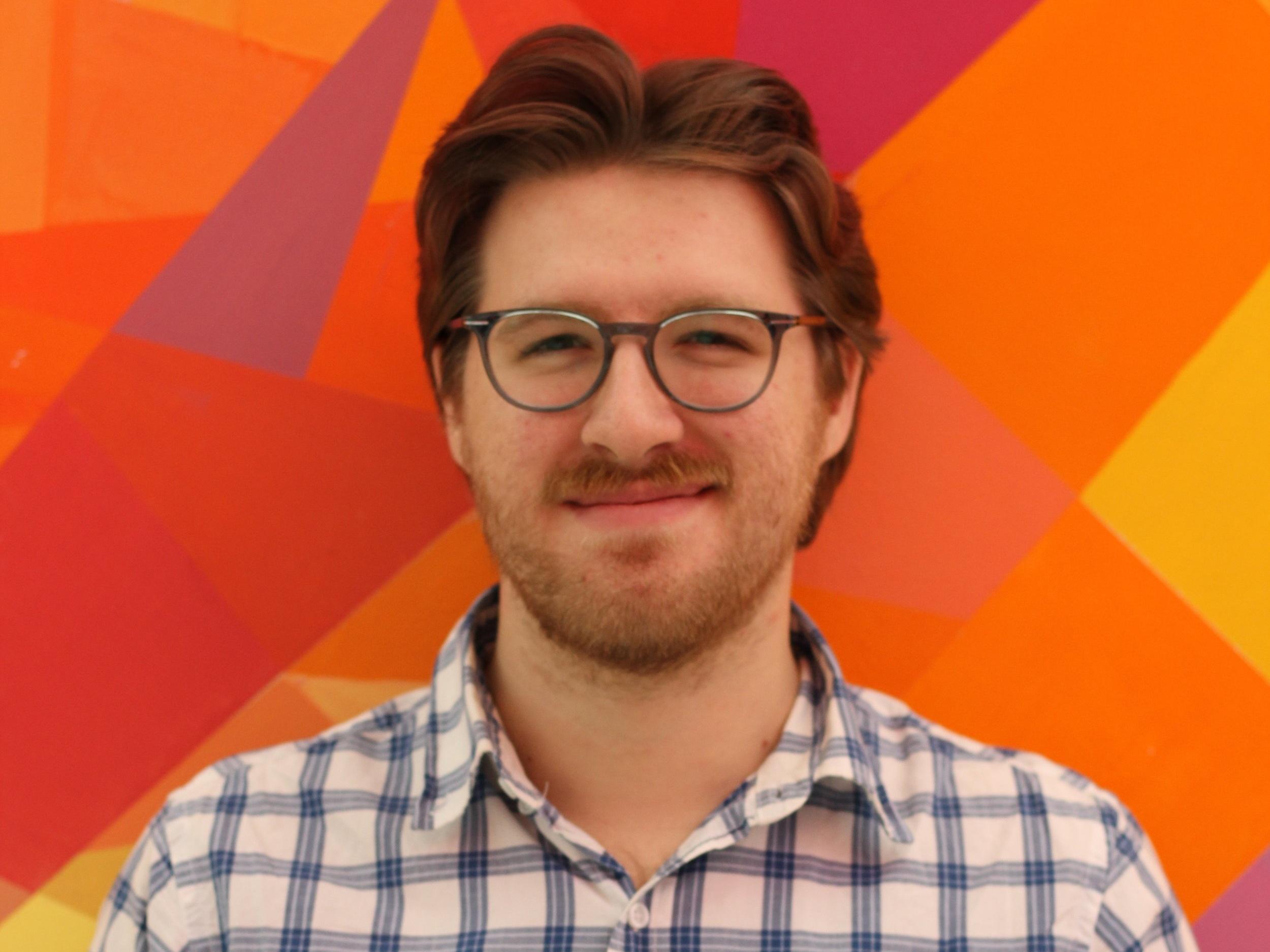 Avery Mathews - Programming Director