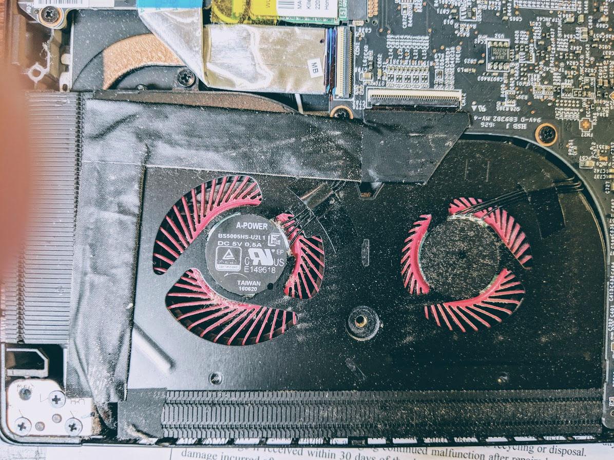 Copy of Heatsink Cleaning
