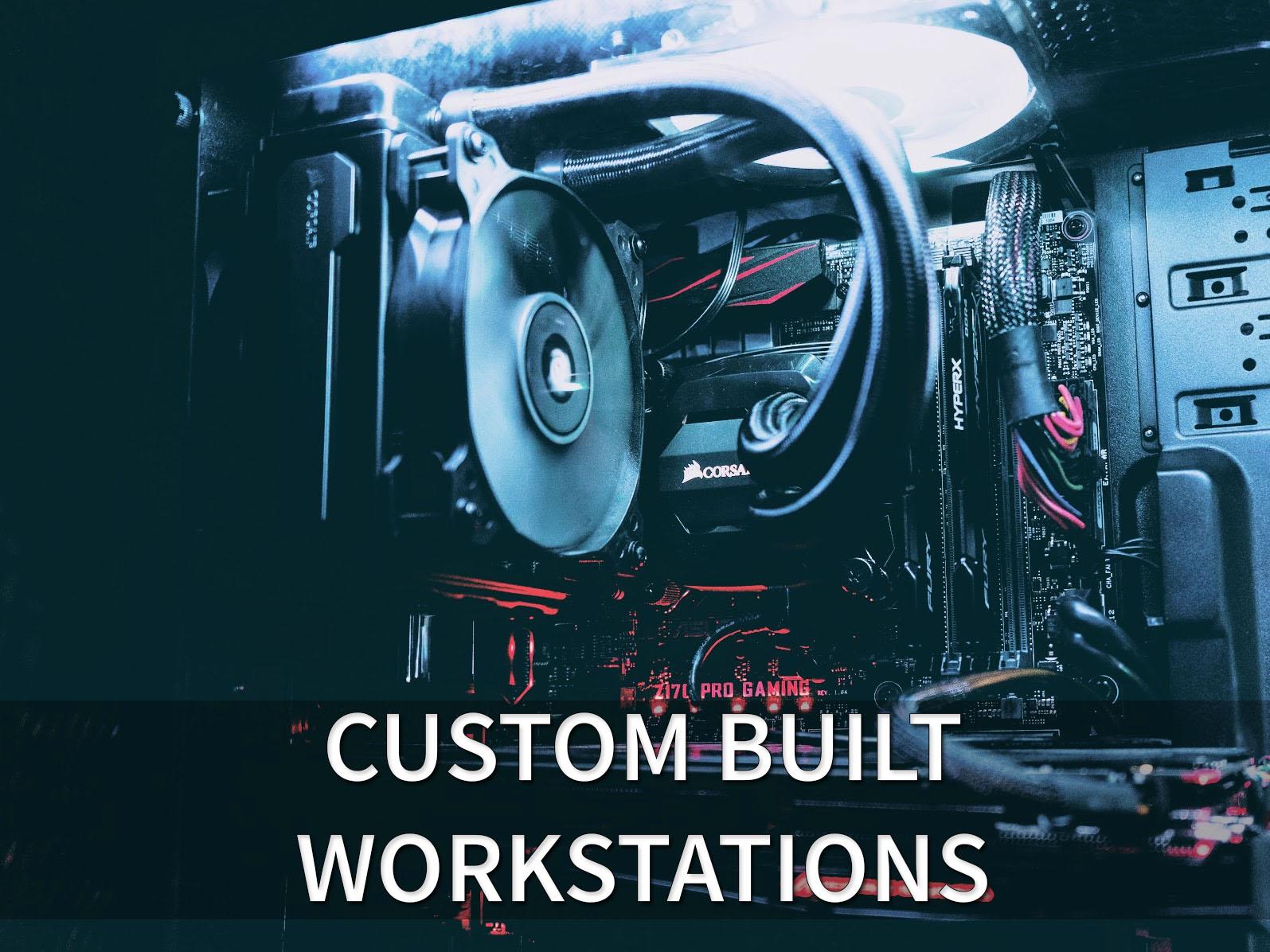 Custom Build Workstations