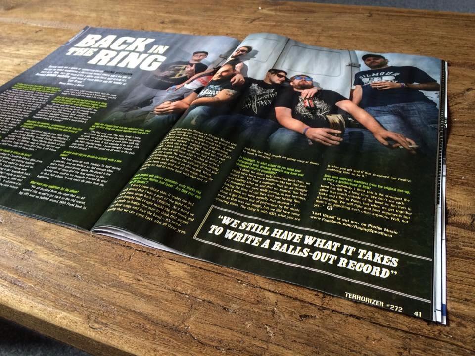 Raging Speedhorn - Terrorizer Magazine Interview.jpg