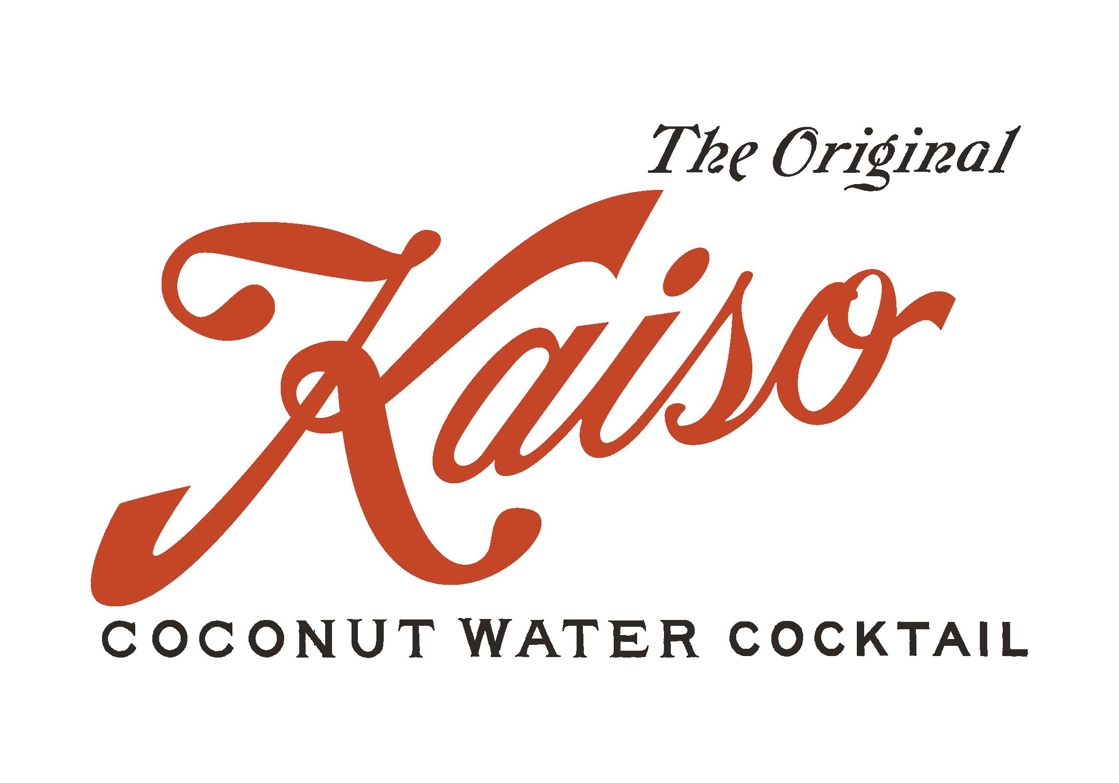 KAISO Original Coconut Water Cocktail