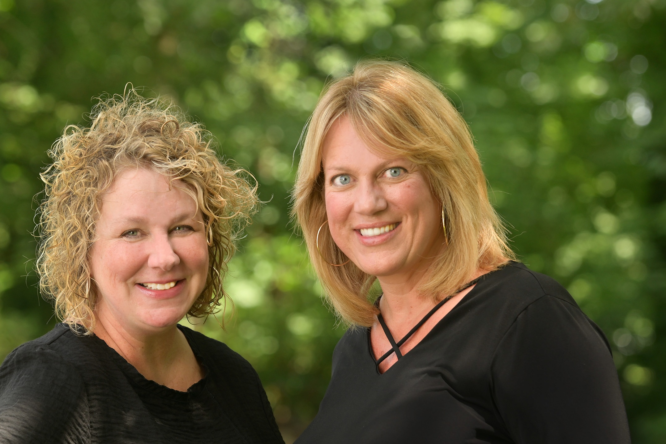 MEET US… - Bobbie McCombs and Starla Hoke
