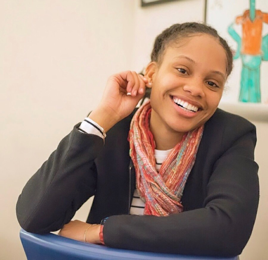 """""""My goal is to advance financial independence and provide a third place outside of school and home for particularly latchkey kids who are home alone due to parents odd working hours."""" - Felesia' PorterExecutive Director, Mentor"""