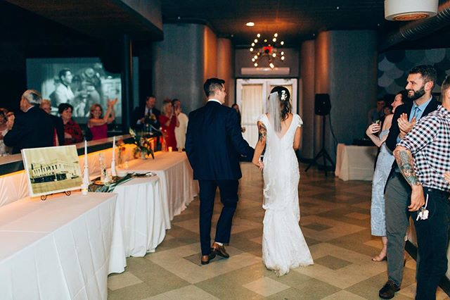 Wedding season is in full swing! Take a look at this wedding from a while back, we still can't get over it! • • • #TheWooly #WoolyDowntown #CateredByTheTOP #TopHub #wedding #weddings #newlyweds #events #event #downtown #gainesville #bestofgainesville