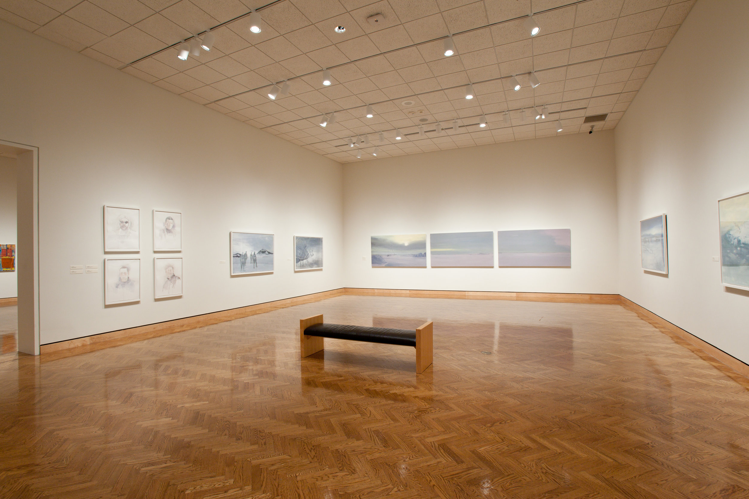 90° South , Installed ,  2012, Minneapolis Institute of Arts