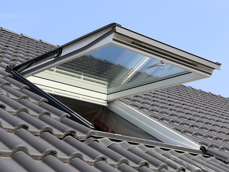 Gutters & Skylights Roofing Services