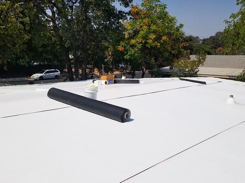 Single-Ply Roofing Products
