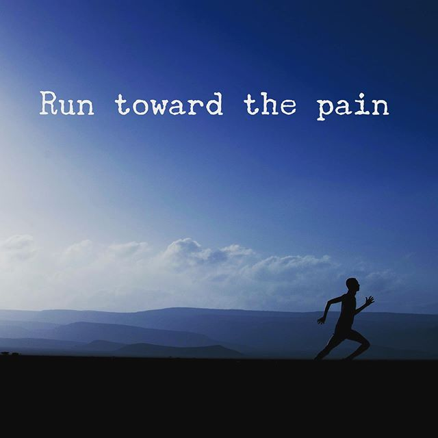 When someone we love is in pain, why is it that our instinct is to run from the pain? To avert our eyes? To avoid?  Pain is real. Pain is grief. Pain is love. Pain is not to be feared, but embraced. Pain is not to be ignored, but witnessed.  Run toward the grieving. At full sprint. Even if you don't know what to say or do. We at Grief Warrior got you covered.  And for those in pain, I see you. I'm not afraid. You are loved.  #iamagriefwarrior #lovewarrior #griefandloss #griefsupport #griefjourney #widow #grieving #loss #death #runtowardthepain
