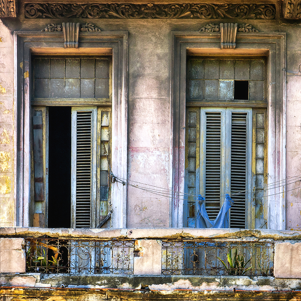 Havana Windows, Cuba