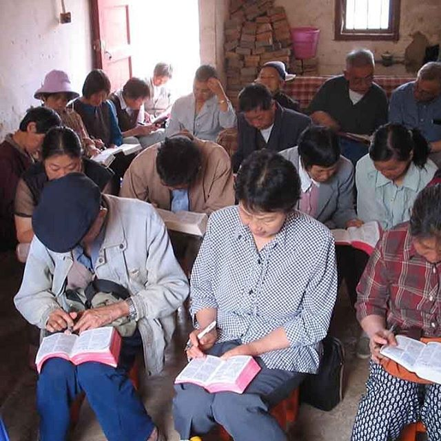 "Many, many ""believers"" in America already live as though they would be in danger if they gathered for worship or shared the gospel.  As we pray for our Chinese brothers and sisters let us also pray for ourselves. https://www.opendoorsusa.org/christian-persecution/stories/china-promises-financial-rewards-for-reporting-christians/"