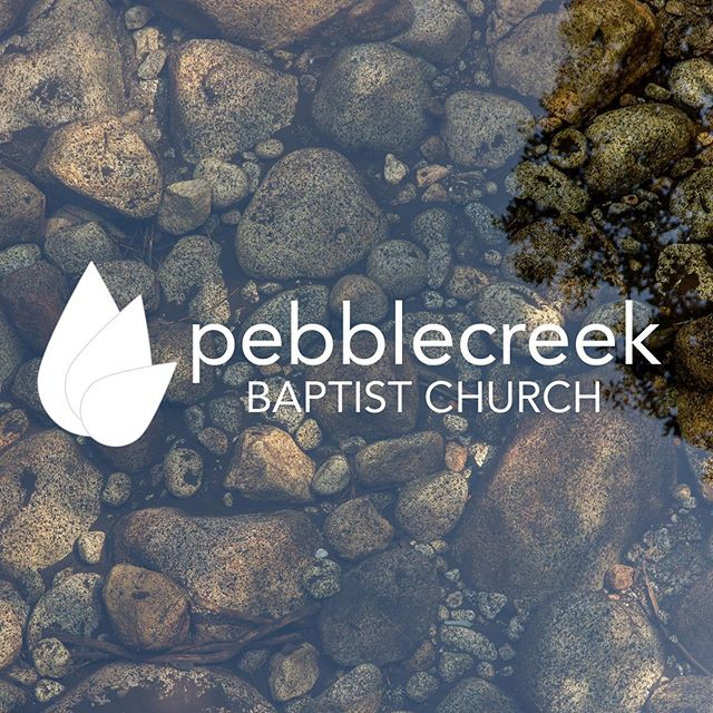Our social media has been largely inactive as of late, but not for too much longer. Make sure to follow along to see what is happening at Pebble Creek Baptist Church!