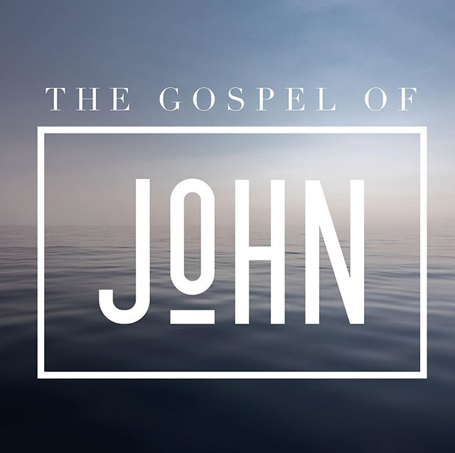 Tomorrow at 10:30, we continue our study through the book of John. Come worship with us!