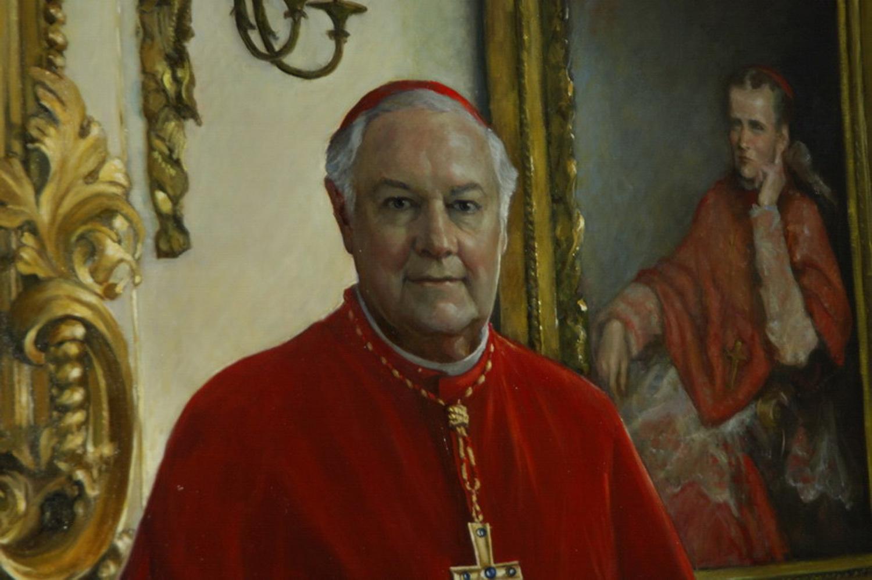 Detail, Cardinal McCarrick