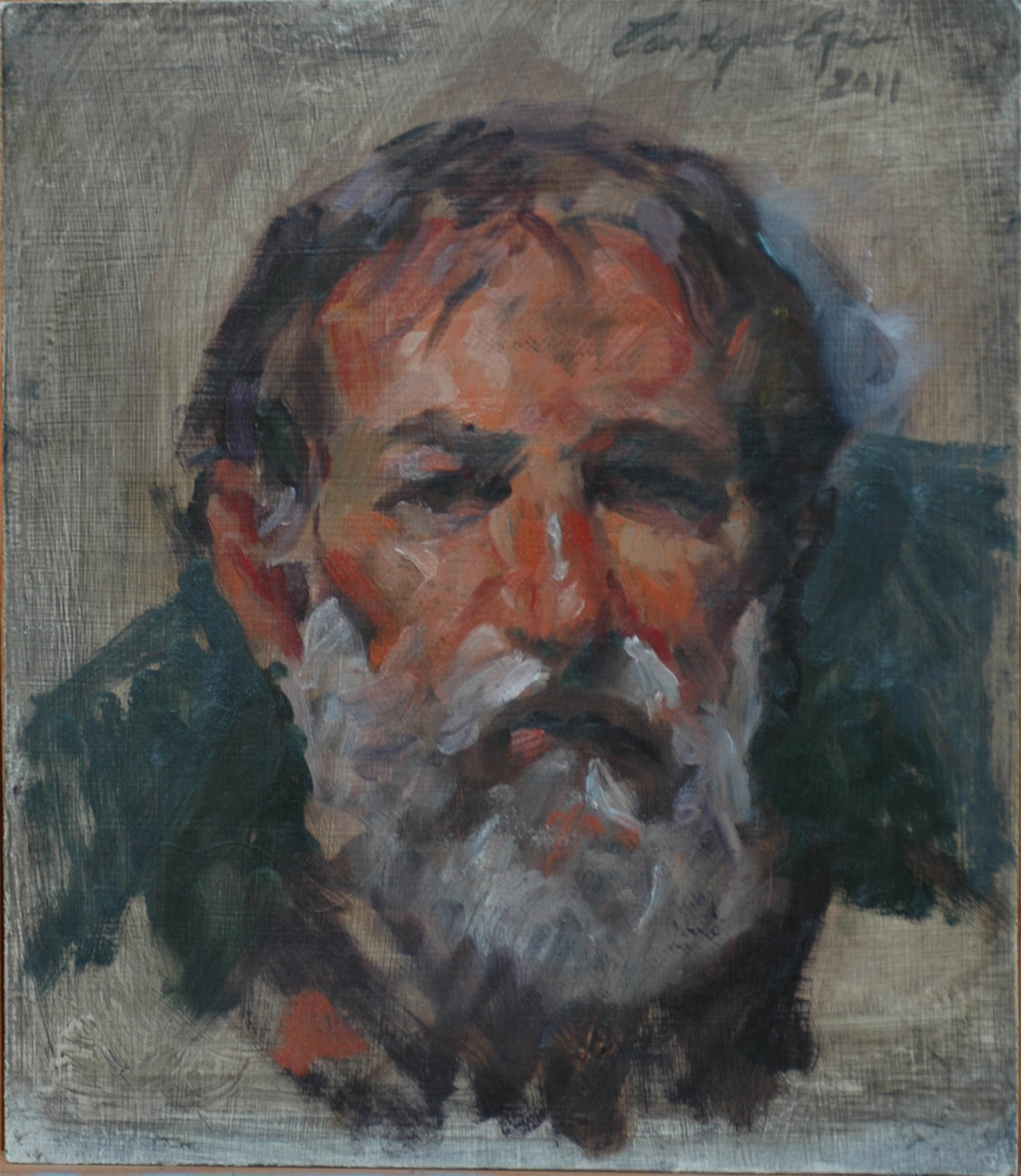 Study for Portrait, 8 x 10, $1,500.00