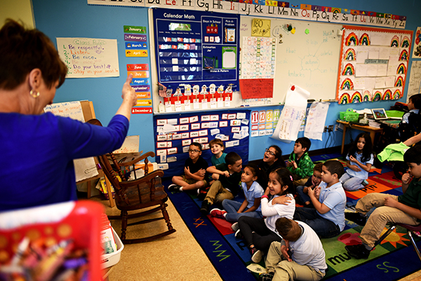 Our Osceola Campus uses a community approach to engage all learners in their interpersonal and academic instruction.