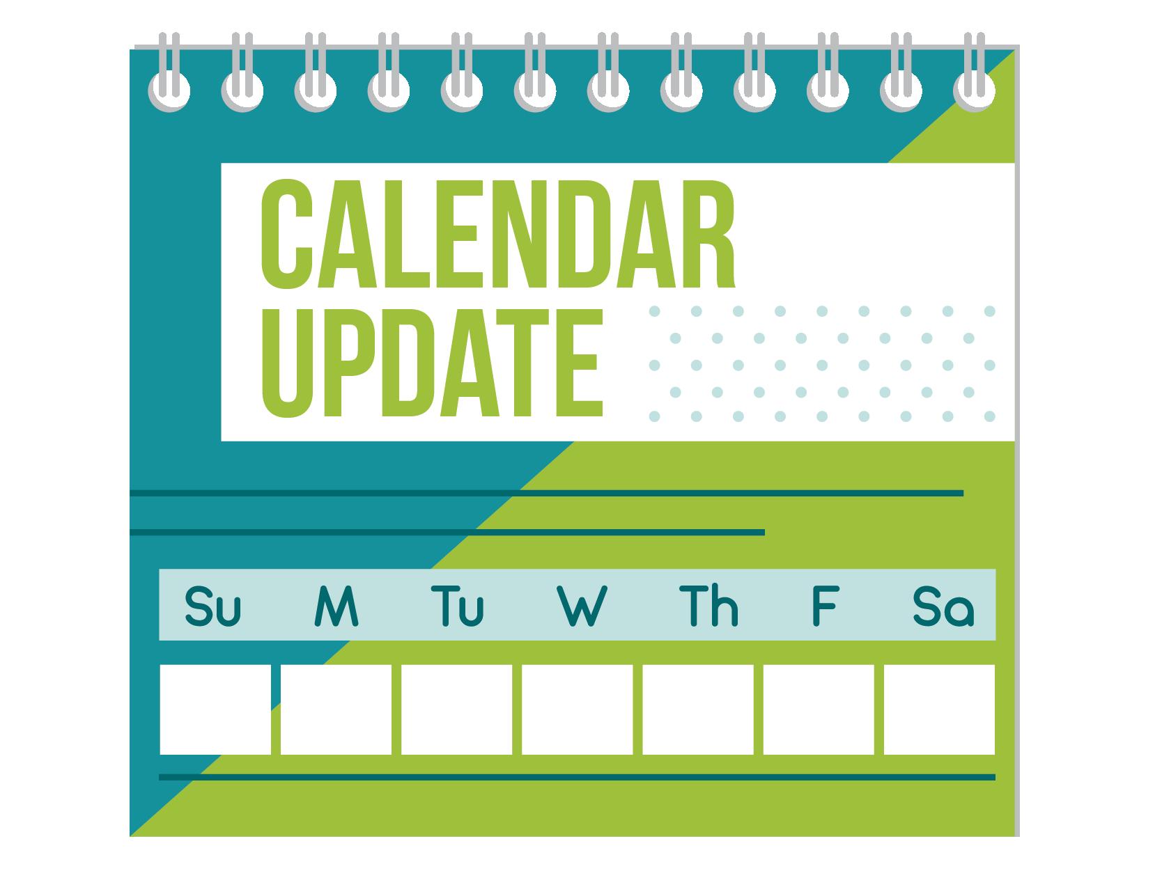 Orange County 2021 Calendar Background