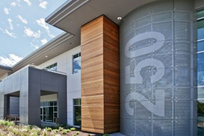 Hendrick Architectural - CUTTING-EDGE PERFORATED METAL PRODUCTS, PROFILE BAR AND WEDGE WIRE GRILLES