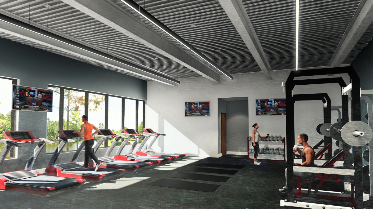 NEW FITNESS FACILITY