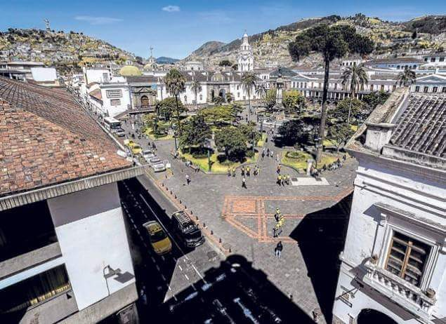 Copy of Quito's Old Town