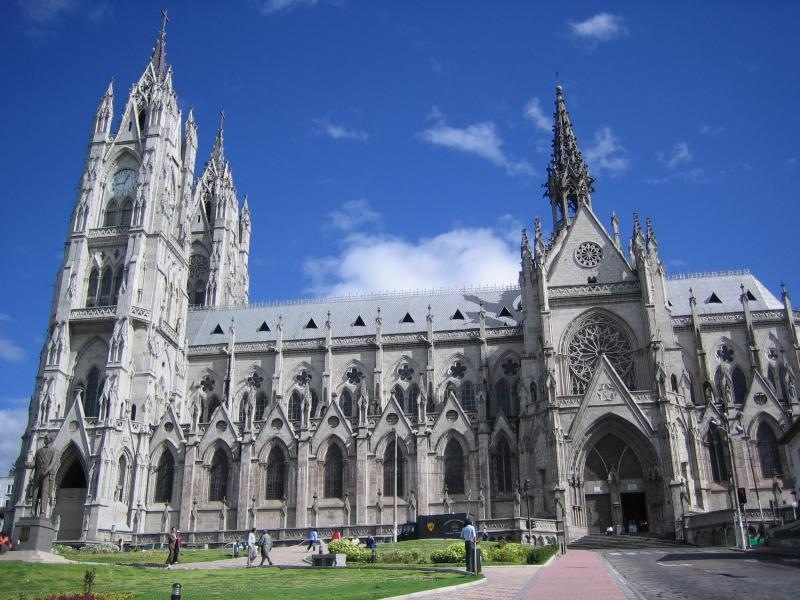 8) The Basilica of the National Vow:
