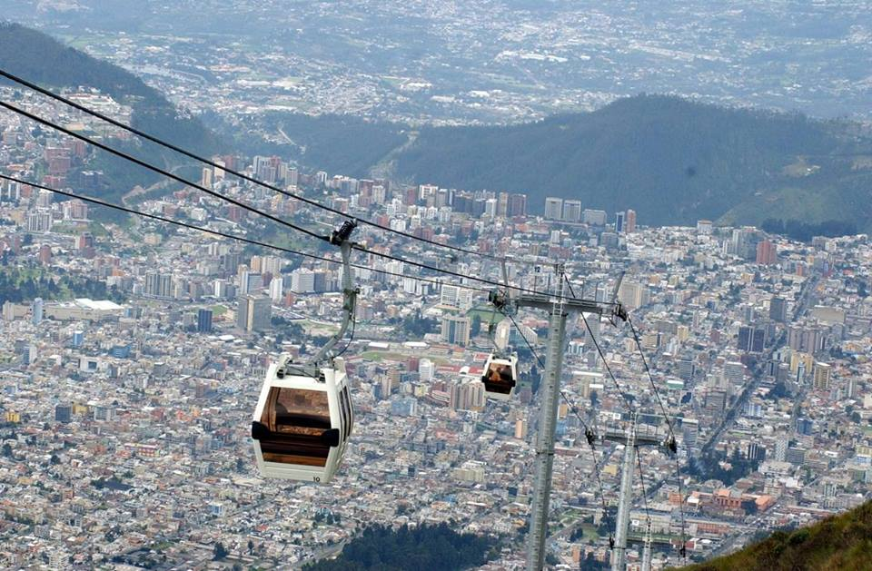 Teleferiqo - Quito's Gondola Ride