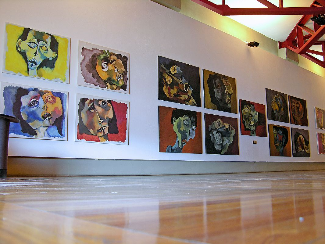 Guayasamin his art, his legacy and the Museums - Day 9