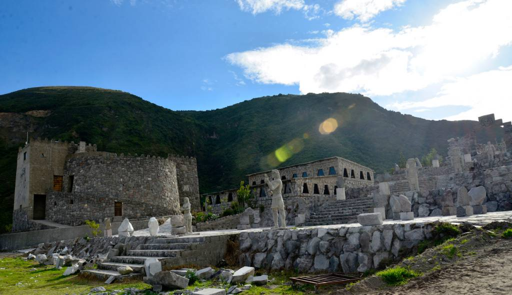 2) Temple of the Sun: