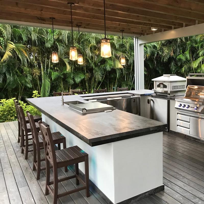 Outdoor Kitchen Redding