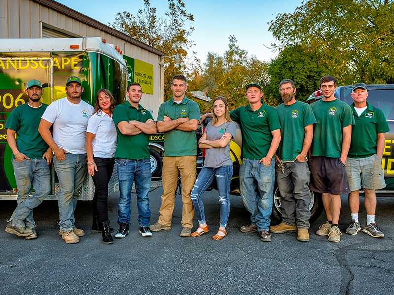 Complete Lawn and Landscape Team