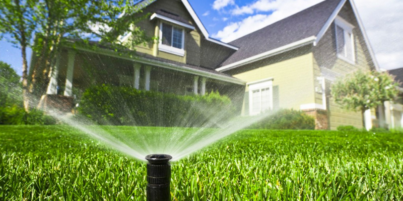 Irrigation Systems in Redding