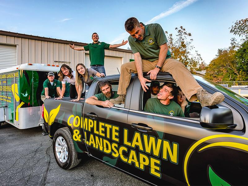 Landscape Contractor Customer Reviews