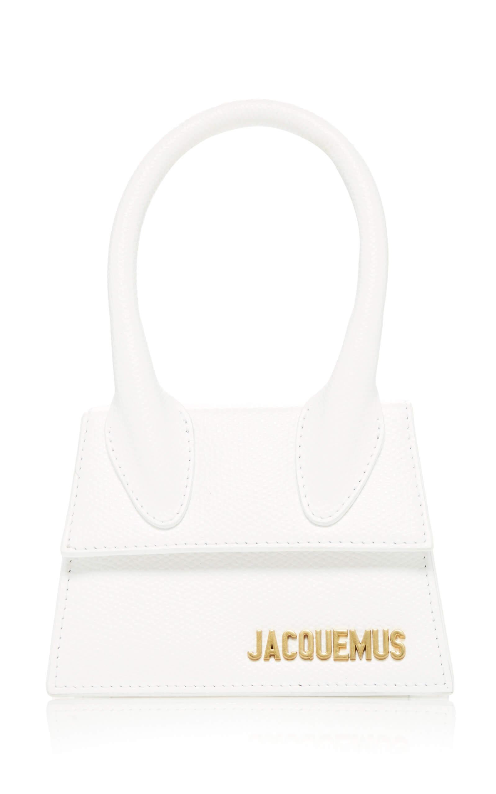 Jacquemus - Le Chiquito Mini Leather Bag