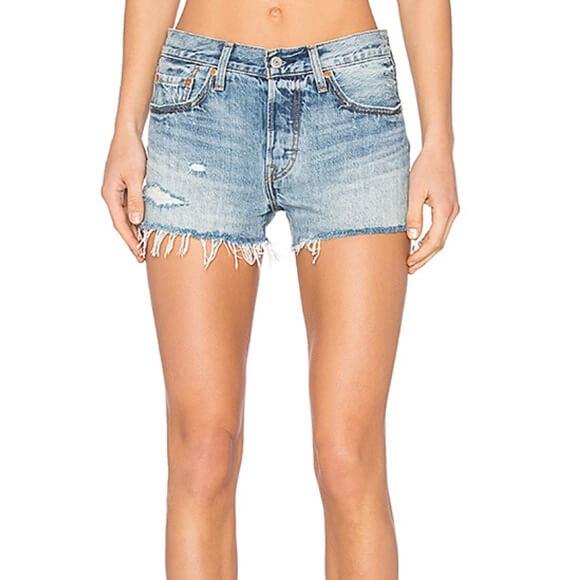 Levi's - 501 Shorts