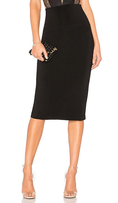 Norma Kamali - Straight Skirt