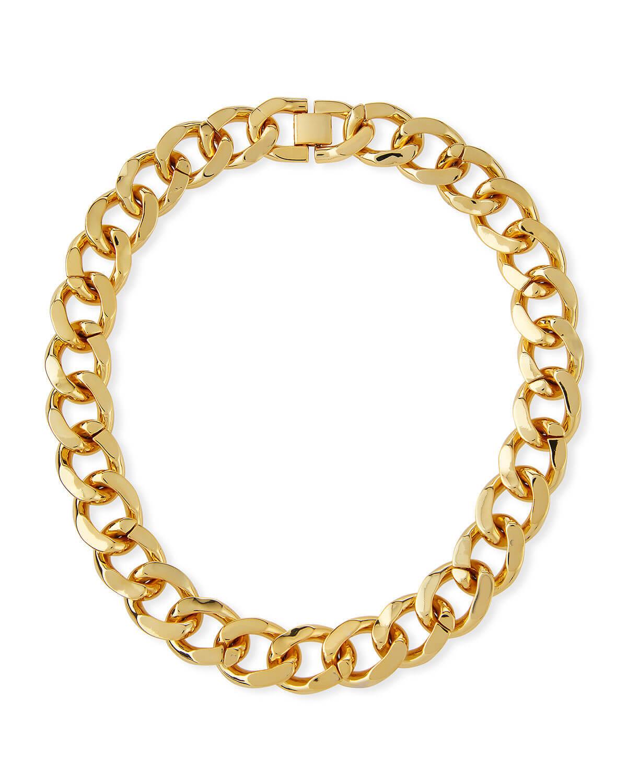 Fallon - Armure Extra-Large Curb Chain Collar