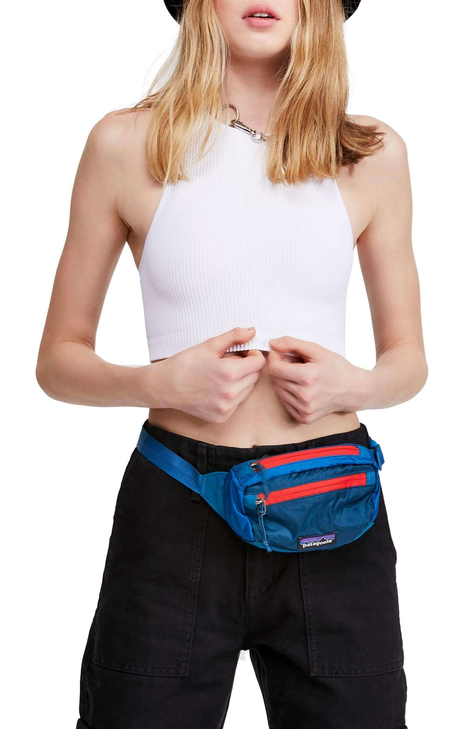 Nordstrom - Urban Outfitters - Racerback Crop Tank