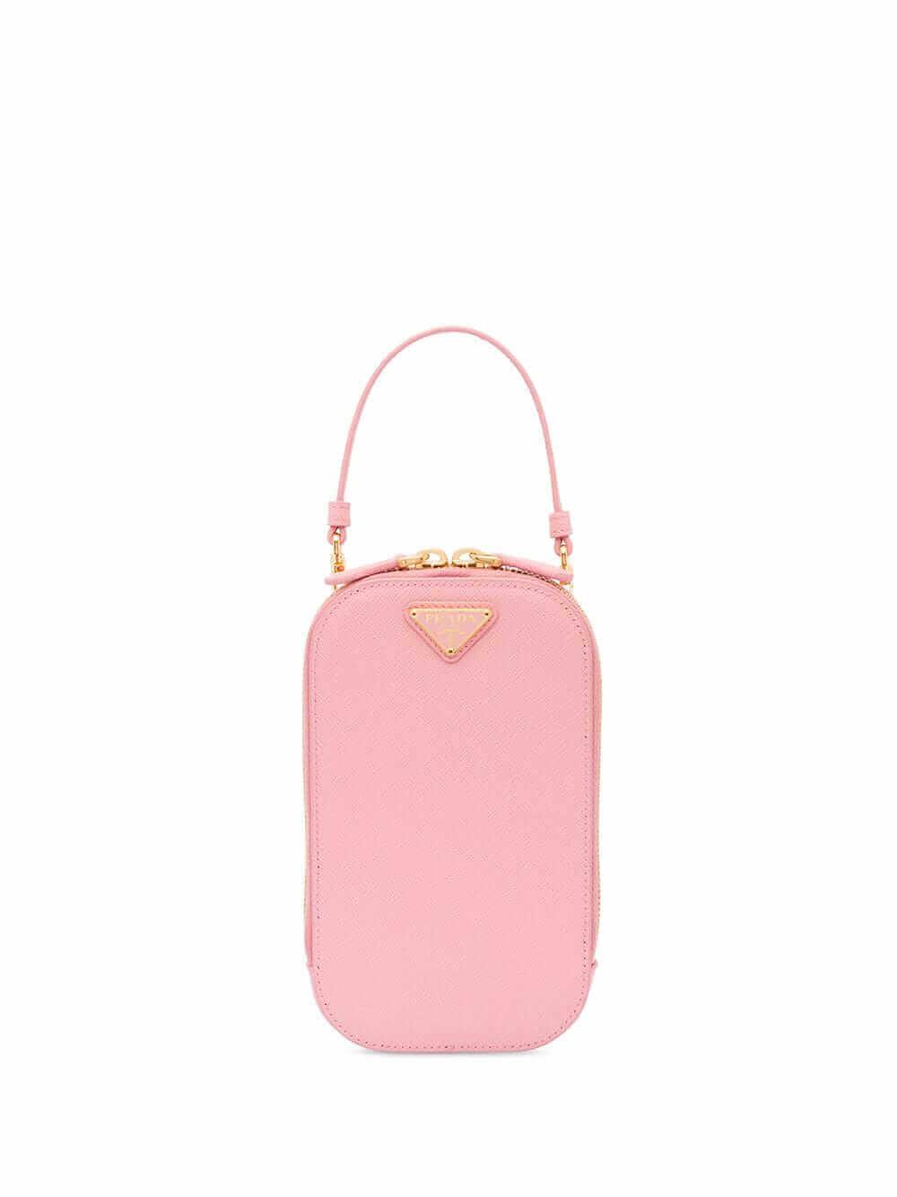 Farfetch - PRADA saffiano mini-bag