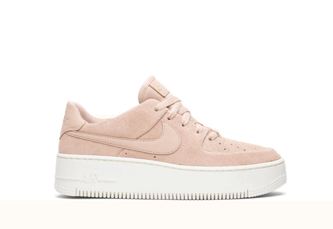 GOAT -  NIKE - AIR FORCE 1 SAGE LOW 'PARTICLE BEIGE'