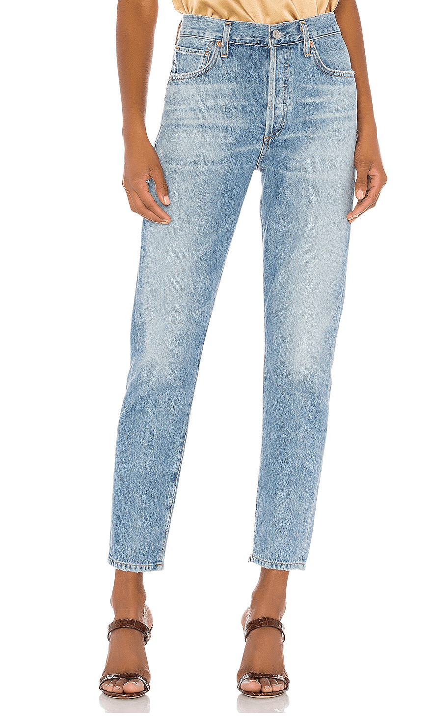 Citizens of Humanity Liya High Rise Classic Jeans