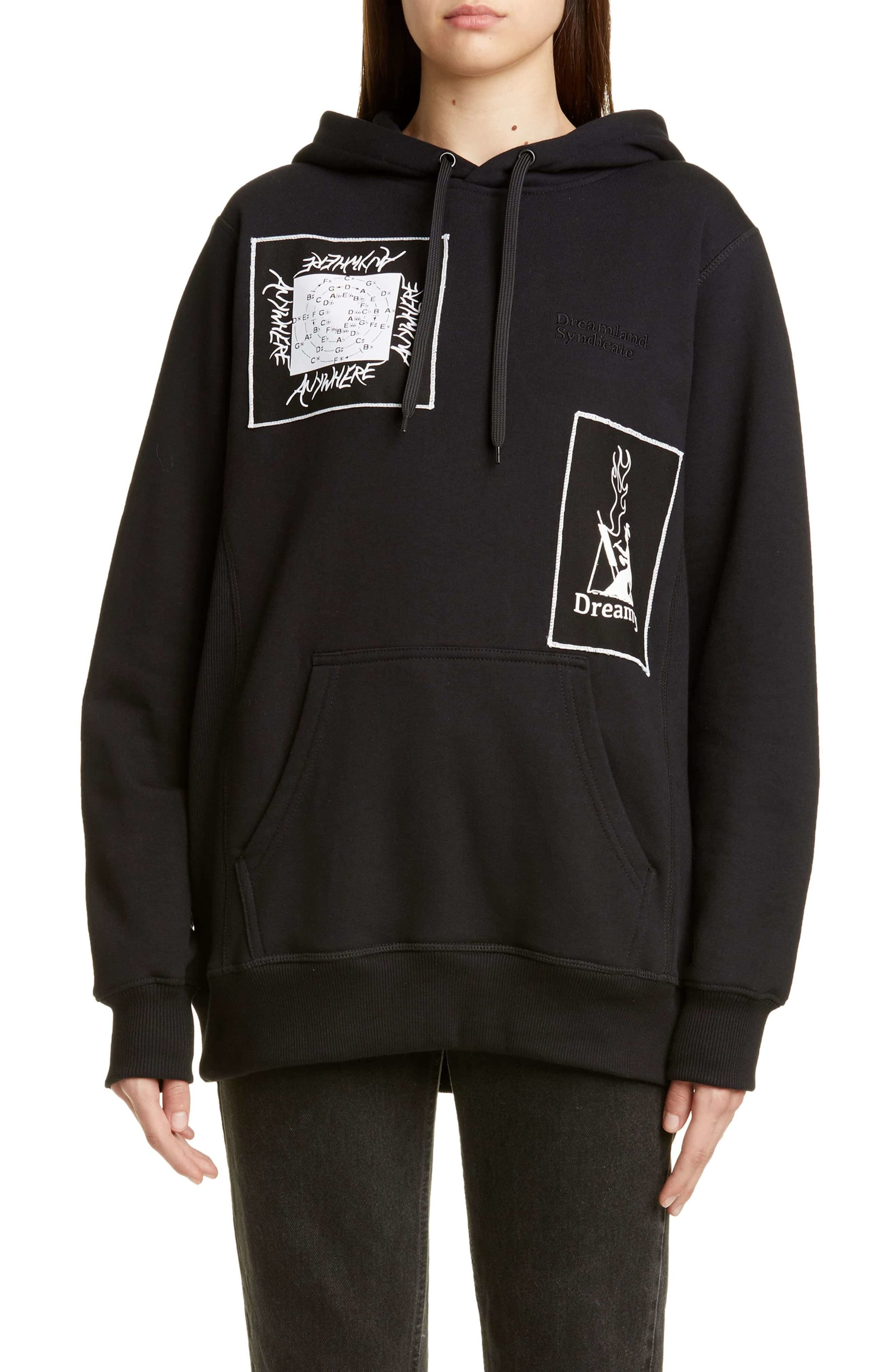 Dreamland Syndicate Graphic Patch Hoodie