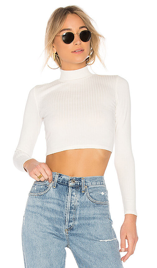 Privacy Please Perks Crop Top