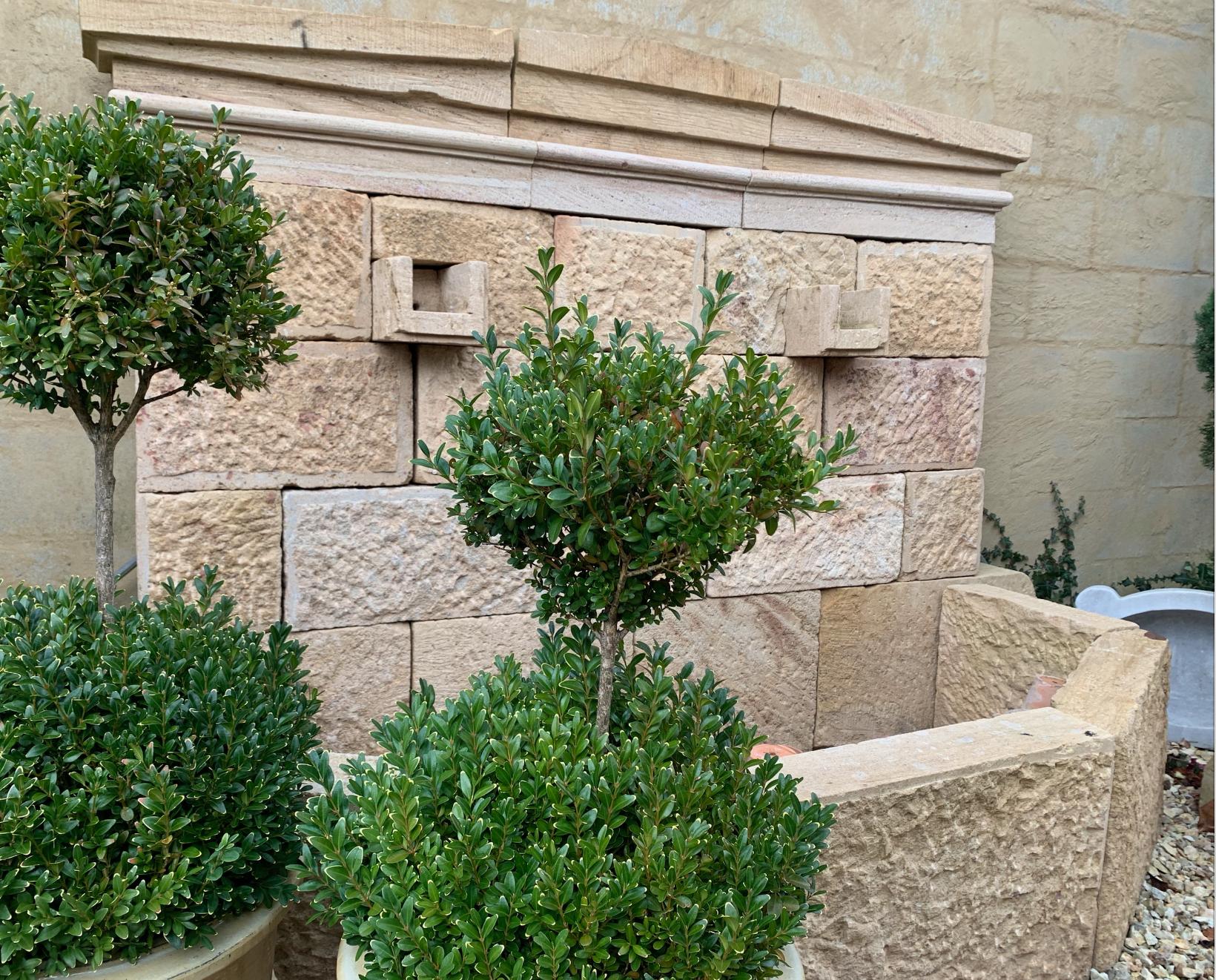 FWF1671 Provins stone fountain  $3540