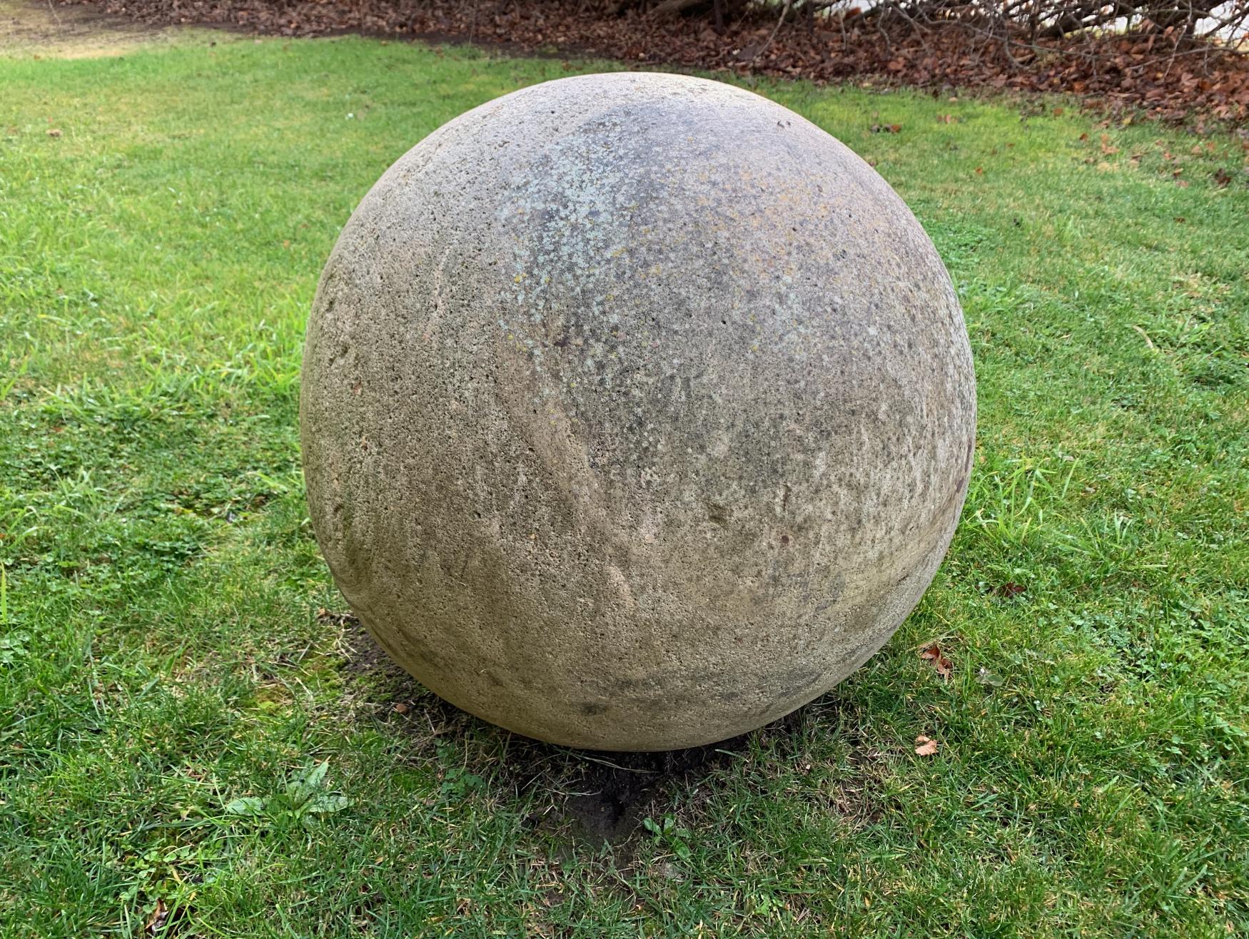 GF152 60cm sandstone sphere  $695