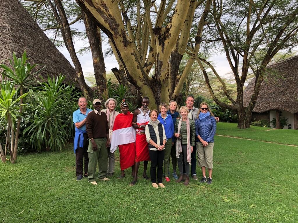 WorldWomenWork Adventure Trip to Kenya